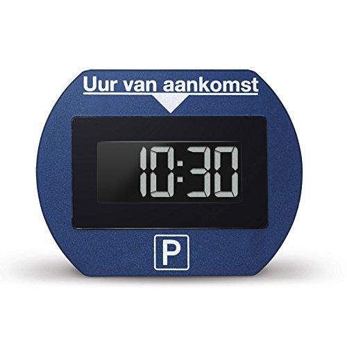 Park Lite 1413 Elektronische Parkeerschijf-Digitaal-Blauw-Alleen Voor Nederland, Black