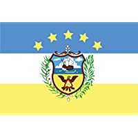 magFlags Bandera Large Provincia de Colón, Panamá | bandera paisaje | 1.35m² | 90x150cm