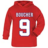 Cloud City 7 Bobby Boucher Number 9 The Waterboy Baby and Kids Hooded Sweatshirt