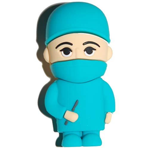 Medinc 32GB Arzt Chirurg Doktor USB-Flash-Laufwerk. Produkt im Kleinpaket.