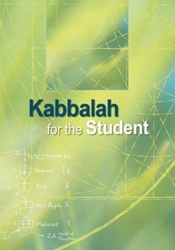 Kabbalah for the Student (English Edition)