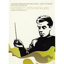 Karajan, Herbert Von - Strauss : Concert du nouvel an 1987