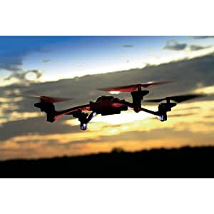 Traxxas 296608 Quadricoptère LaTrax Alias prêt à voler (RtF)