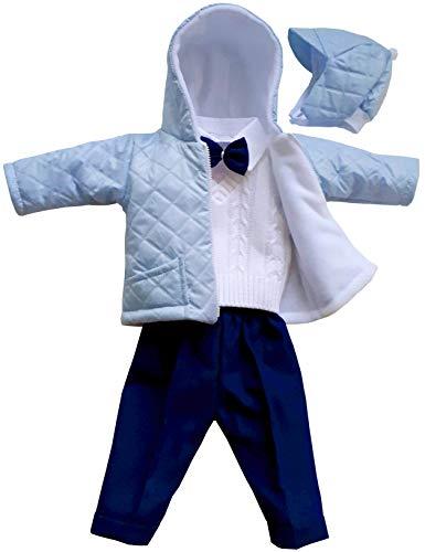 deine-Brautmode Taufanzug Festanzug Jacke Steppjacke Mütze Hose Hemd Weste Fliege Taufe Baby Anzug...