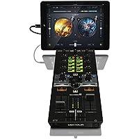 Reloop MIXTOUR - controladores dj (USB Type-B, iPad 4, iPad mini, iPhone 5, iPhone 5c, iPhone 5s, iPhone 6, iPhone 6 Plus, iPhone 6s, iPhone 6s Plu, Apple Lightning, 3,5 mm, Corriente alterna, Mac OS X 10.9 Mavericks)