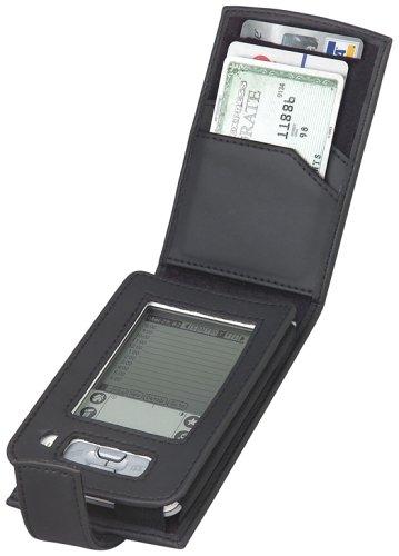 Zire Handheld (Belkin Lederklapp Etui für Palm Zire Handhelds)