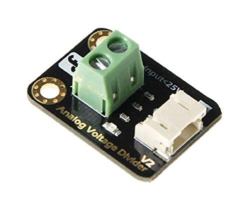 Tensione analogica divisore V2/può controllare il potere del InterActive media Works o il robot alimentatore