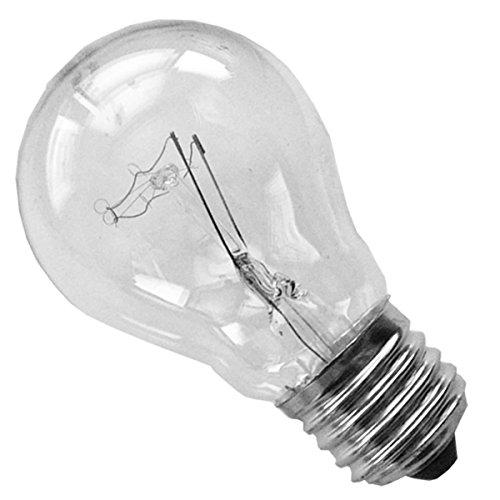10x Glühbirne 75 Watt Klar E27 Gluehlampe - 75w Glühbirne