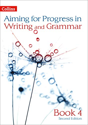 Progress in Writing and Grammar: Book 4 (Aiming for)