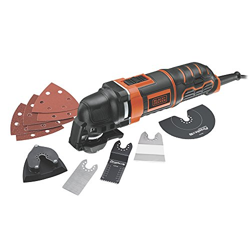 Overall, the BLACK+DECKER Multi-Oscillating Tool is a good tool for a wide range of applications around the house but if you intend to use it as a sander, we recommend you look at another model in our review. Anyone in the trade would be better investing in a slightly better model but its great for home users.