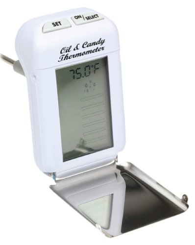 Maverick ct-03 Digital Candy/Frittieren Thermometer – Weiß