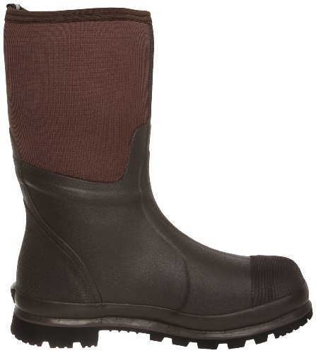 Muck Boots Chore Cool Mid, Work Wellingtons mixte adulte Brown (Brown 900)