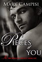Pieces of You: The Betrayed Trilogy, Book 1 (English Edition)