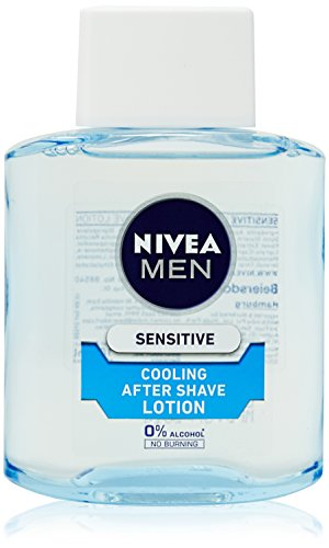 Nivea Men Sensitive Cooling After Shave Lotion - 100 ml