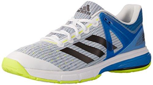 adidas Herren Court Stabil 13 Handballschuhe Blanco (Ftwbla / Negbas / Azuimp)