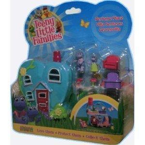 Teeny Little Families - Set da gioco con villa profumata