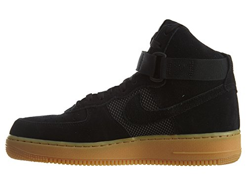 Nike Air Force 1 High 07, Baskets Homme Noir