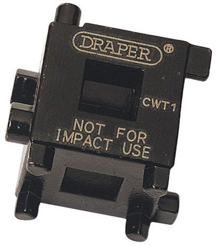 Draper-52334-Cubo-calibro-posteriore-con-attacco-quadro-da-38-pollici