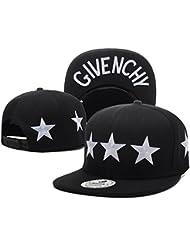Heder ysgmy Unisexe New Fashion Casquette réglable Givenchy Baseball Snapbacks