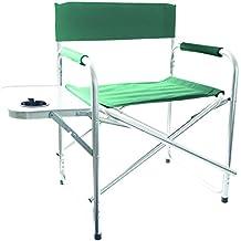 Redwood Leisure bb-fc106al aire libre directores silla con mesa auxiliar–verde