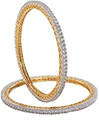 Bollywood Fashion Style Gold Tone Indian Bangles Bracelet Party Wear Jewellery