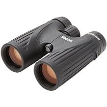 Bushnell 10x42mm Legend ED - Prismático, amplia visión y tratamiento Rainguard HD, negro