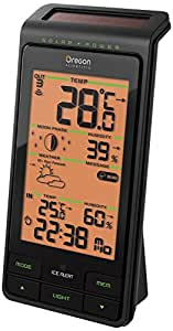 Oregon BAR 808HG Station météo thermo double alimentation