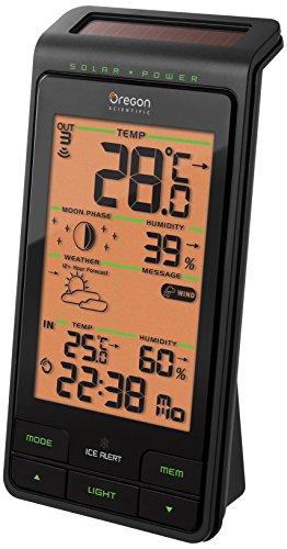 Oregon BAR 808HG, Stazione meteo con barometro e termoigrometro