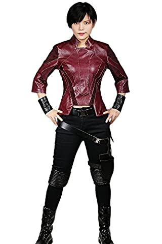 Groot Halloween Costume Enfants - Halloween Costume Cosplay Déguisement Femmes Adulte Veste