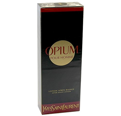 Opium by Yves Saint Laurent for Men. Aftershave 3.3 oz / 100 Ml by Yves Saint Laurent