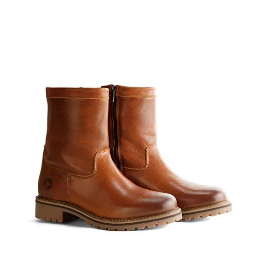 Travelin' London Wildleder Chukka Boots Business Schuhe