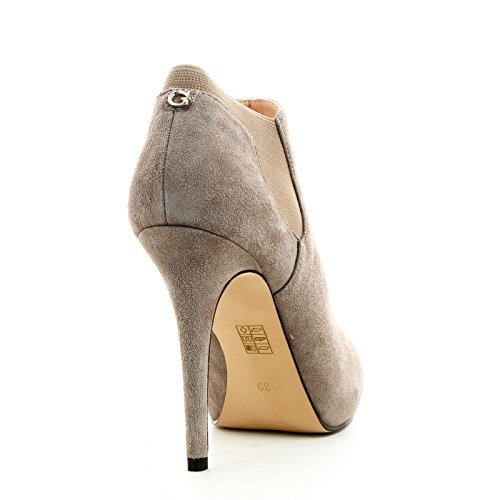 Guess Femme Bottines Taupe