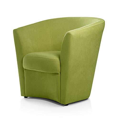 SUENOSZZZ-ESPECIALISTAS DEL DESCANSO Schuhlöffel Relaxsessel aus Kiefernholz Moderner Schlafsessel Wohnwand mit rutschfesten Gummifüßen Stuhl für Wohnzimmer oder Warteraum.