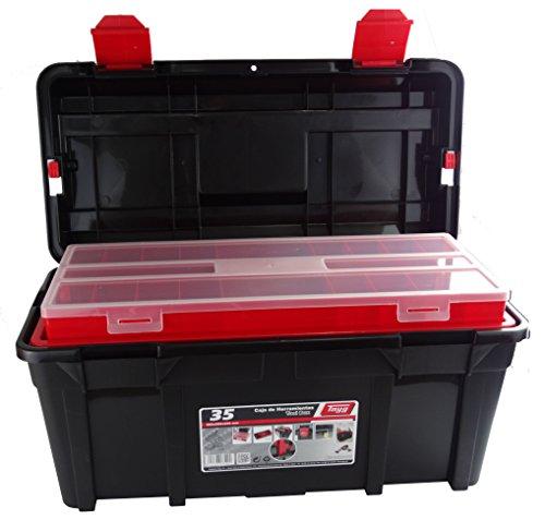Tayg 4000871321 Sortimentkoffer Nr. 35 mit 2 Einlagen und Box 580 x 285 x 290 mm