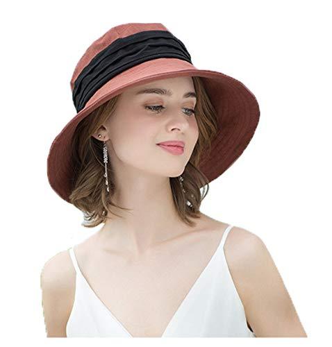 JOECY UPF 50+ Sun Hat Women, Fol...