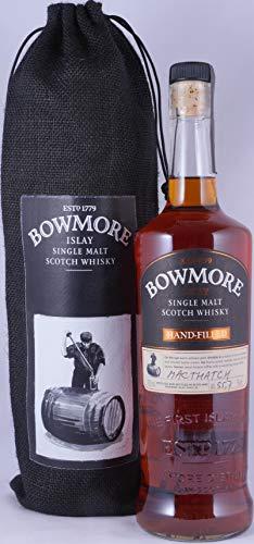 Bowmore 1999 18 Years 1st Fill Pedro Ximenez Sherry Butt Cask 25 Hand-Filled Edition Islay Single Malt Scotch Whisky Cask Strength 55,7{5a97cca8cf7c00e919b82183fa7c26942e64cea551e7ba5f89d6e0255cc1f4ed} Vol. - limitierte Abfüllung aus der Bowmore Hand-Filled-Serie