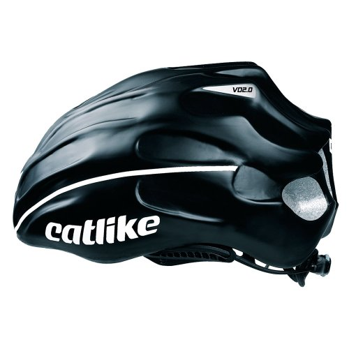 Catlike Mixino Vd 2.0 - Casco de Ciclismo, Color Negro Mate, Talla MD (55-57 cm)