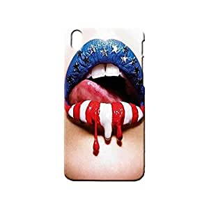 ROCKY Designer Printed Back Case / Back Cover for HTC Desire 816 (Multicolour)