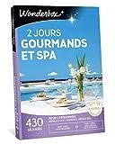 WONDERBOX - Coffret cadeau - ESCAPADE GOURMANDE ET SPA...