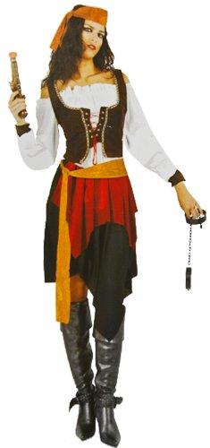 Kostüm! 5 Teile! (Coole Piraten-kostüme)
