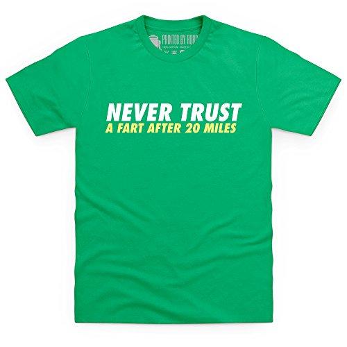 20 Miles T-Shirt, Herren Keltisch-Grn