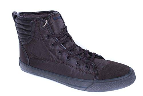 Energie Herren Sneaker Schuhe Boots Stiefel Braun Gr. 44 #31(EUR 44) (Energie Sneaker)