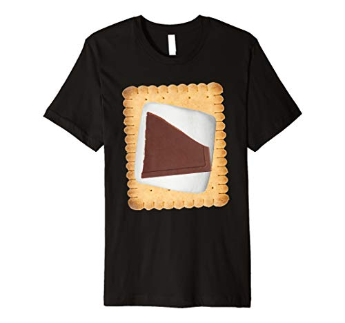 Smores Halloween-Kostüm Shirt