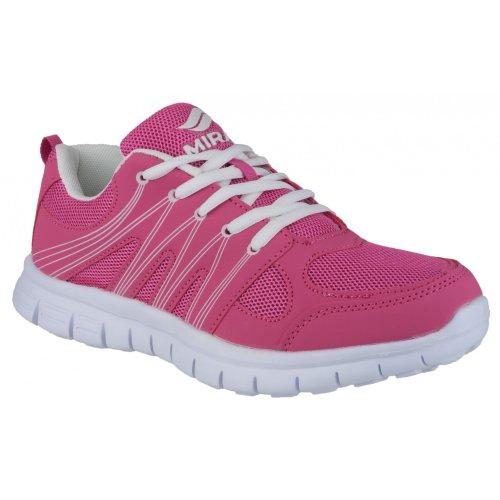 Mirak Damen Turnschuhe / Sneakers Milos Violett/Pink