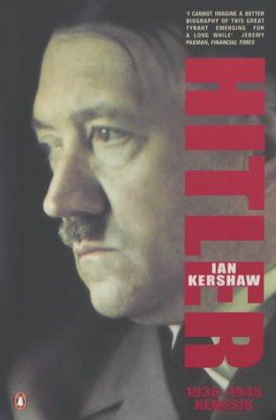 Hitler 1936-1945: Nemesis (Allen Lane History)
