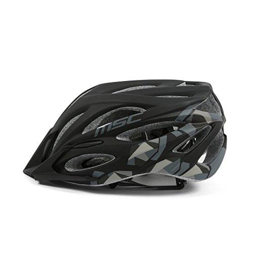 Inmold Mtb Helmet M/L Black/Grey 59/62