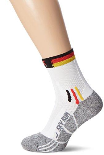 X-Socks Erwachsene Funktionssocken Sky Run Patriot Germany, 39/41