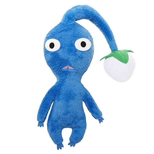 Nintendo Animal Crossing - Pikmin  plush - Blue - 15cm 6""
