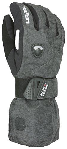 Level Herren Fly Handschuhe, PK Black, 10,5