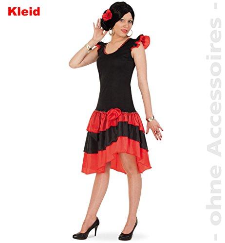 Erwachsene Für Kostüm Spanierin Damen - Damen-Kostüm